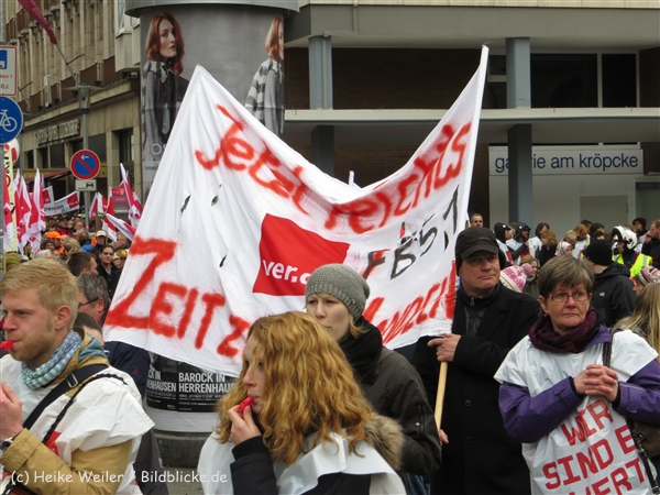 Verdi Streik Hannover Heute